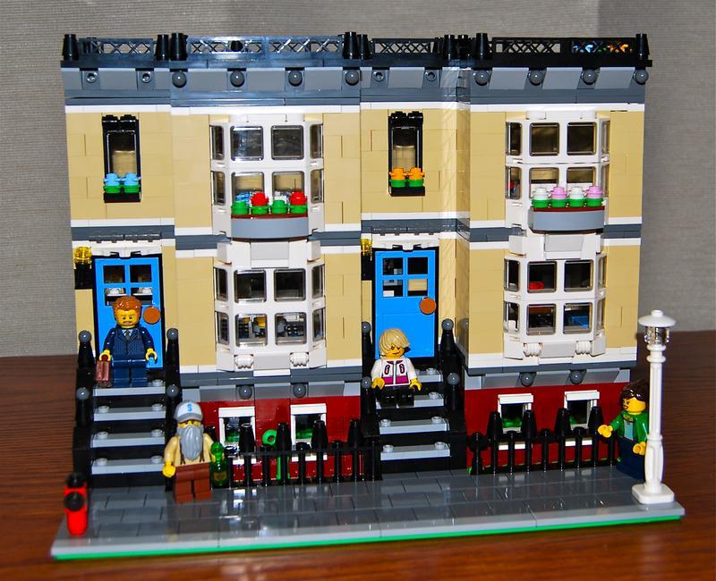 Mod Park Street Townhouse 31065 As A Modular Row Of