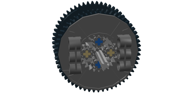 What is a planetary gear used for - LEGO Technic, Mindstorms & Model ...