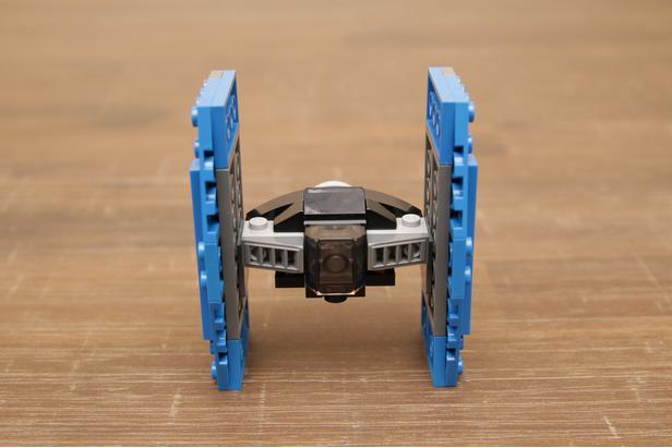 LEGO MOC-4212 Star Wars mini TIE Fighter (Star Wars > Mini 2016 ...