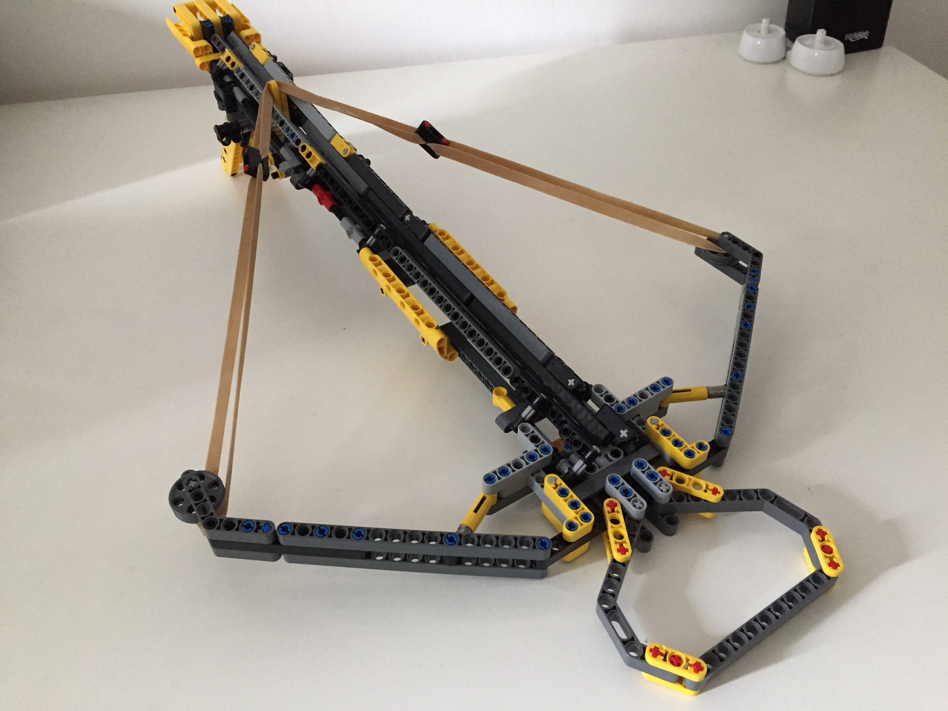 lego technic crossbow instructions