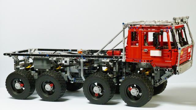 Madoka's Tatra 813 Trial Truck