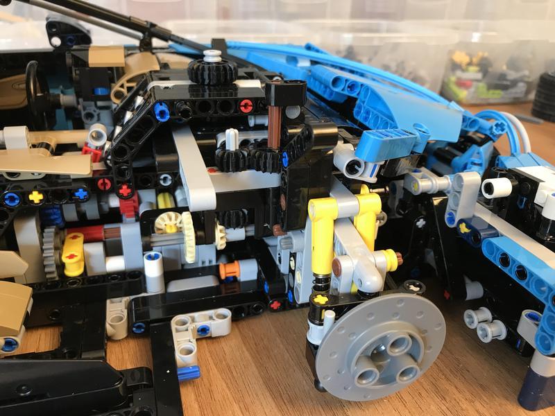 42083 Bugatti Chiron - MODs and Improvements - Page 12 - LEGO