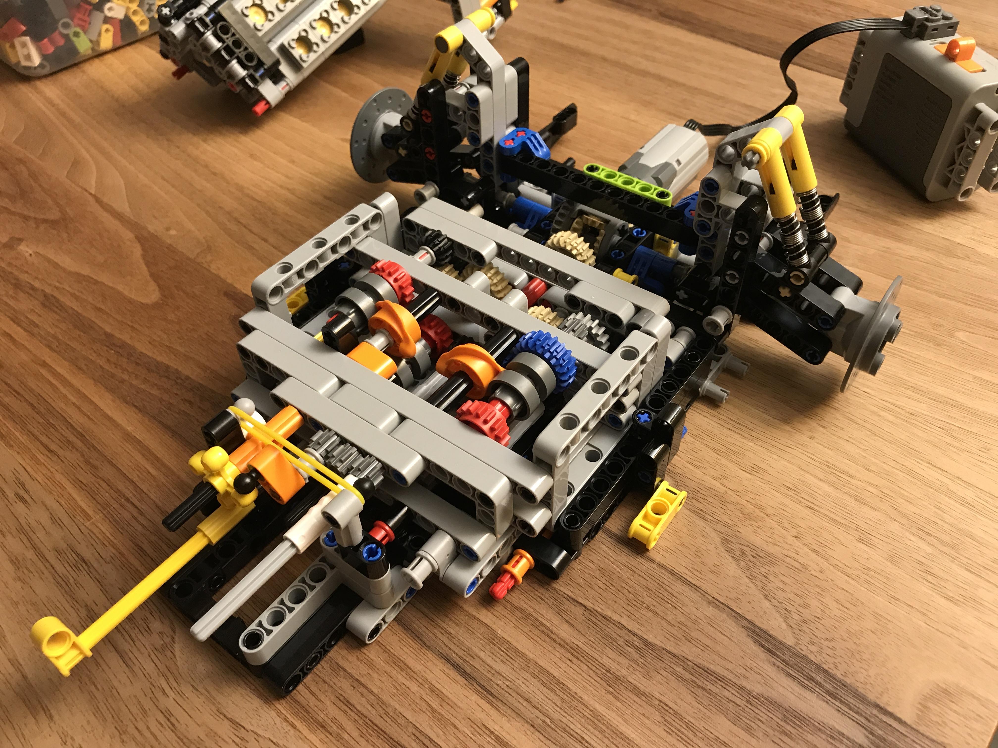 42083 Bugatti Chiron - MODs and Improvements - Page 9 - LEGO