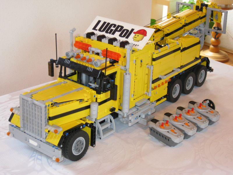 Lego Technic Bobcat >> [MOC]Tow Truck - LEGO Technic, Mindstorms & Model Team - Eurobricks Forums