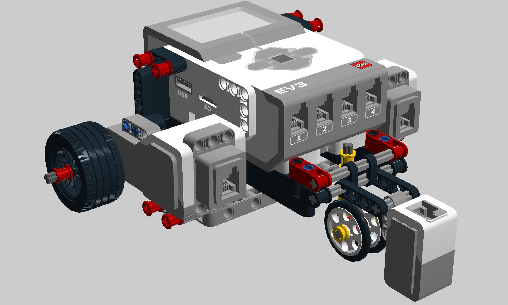 nxt robot building instructions pdf