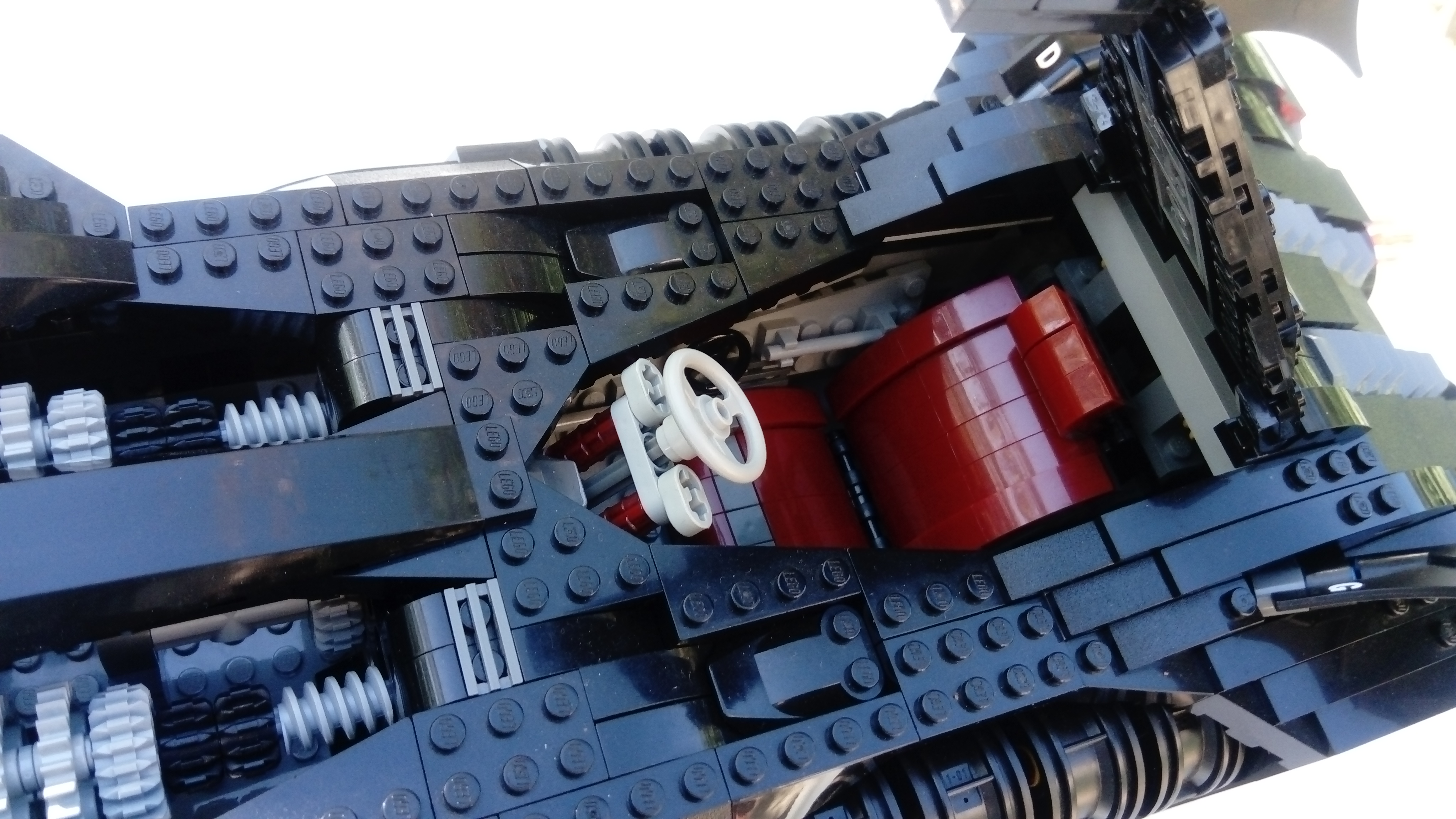 Lego 7784 The Batmobile Bricksafe