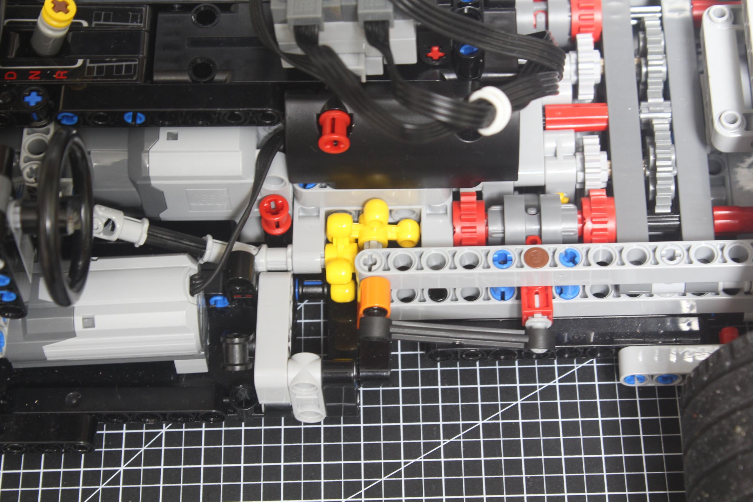 lego 42056 motorized instructions