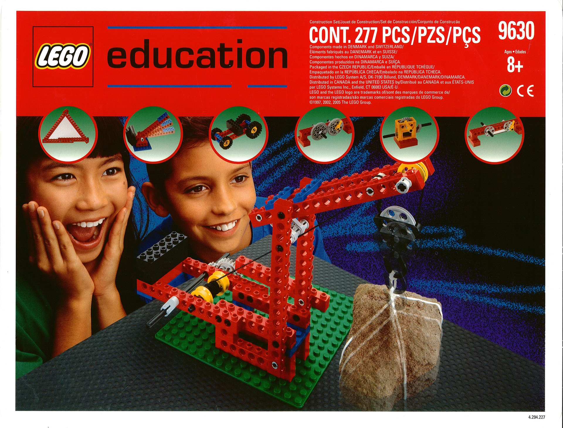 lego education 9585 instructions