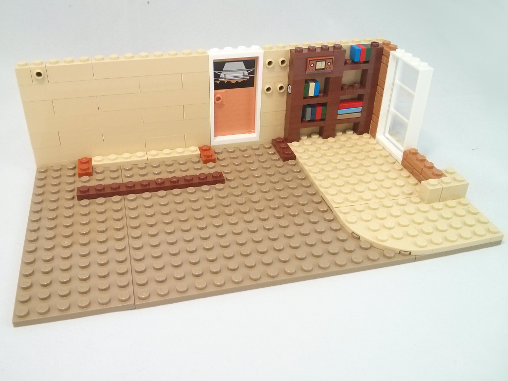Review - 21302 The Big Bang Theory | Rebrickable - Build with LEGO
