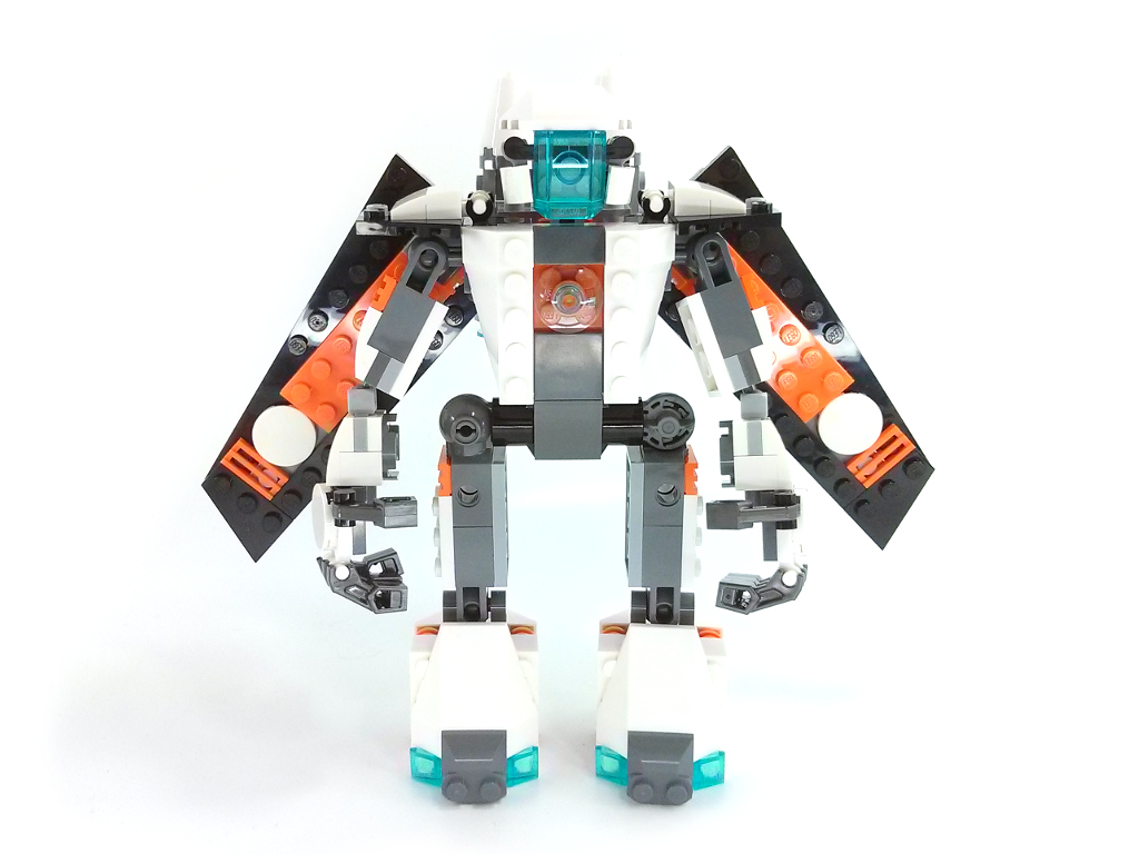 Build Robot Legos