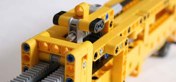 LEGO Technic 42009 Mobile Crane MKII Boom Arm