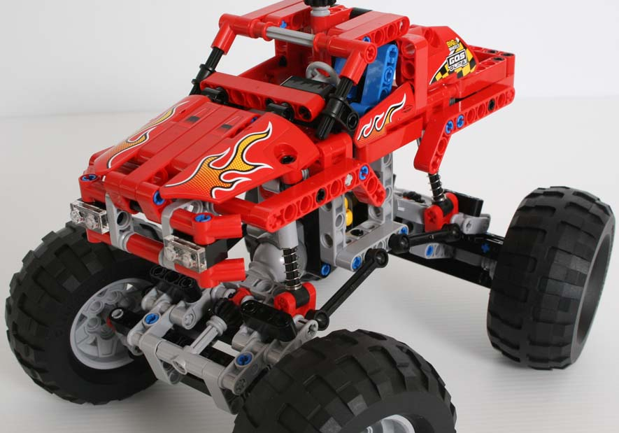 LEGO Technic 42005 Monster Truck