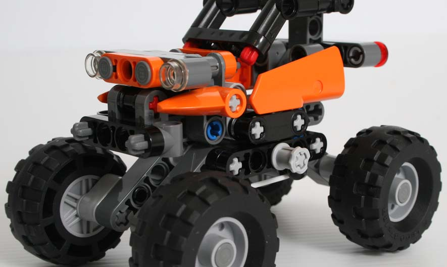 LEGO Technic 42001 Mini Off-Roader