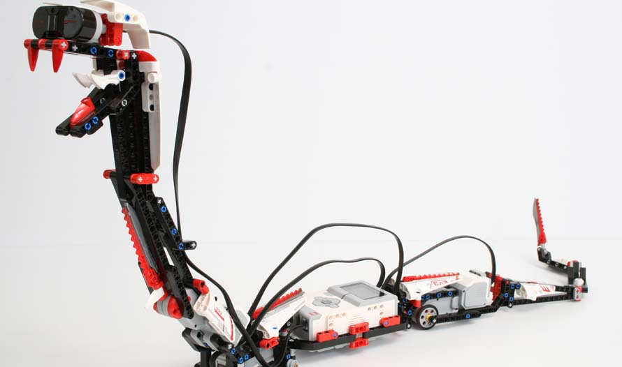 Review - 31313 Mindstorms EV3 - R3PTAR (part 2) | Rebrickable ...