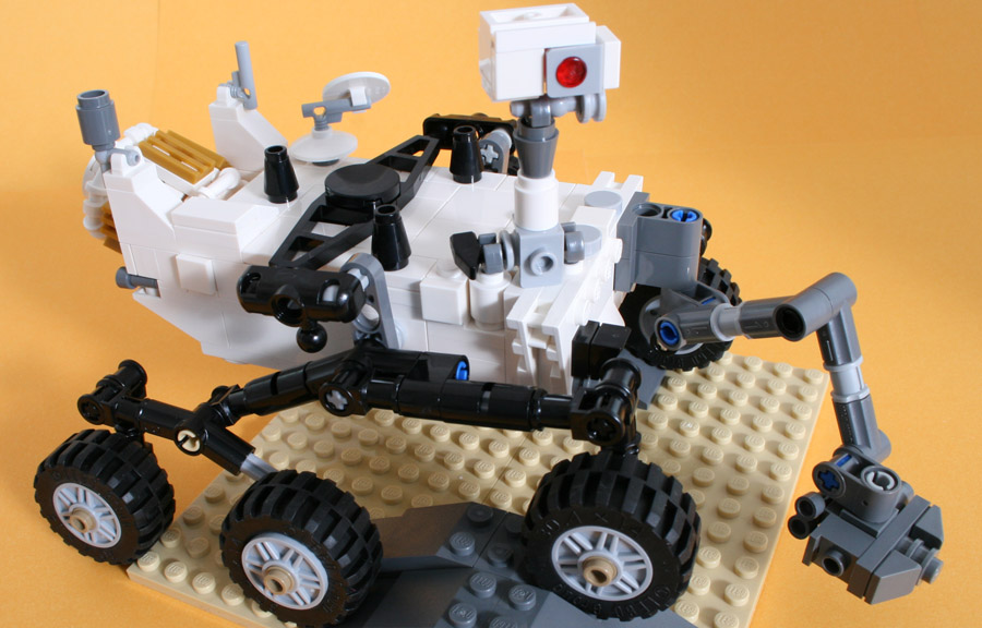 mars exploration rover lego - photo #7