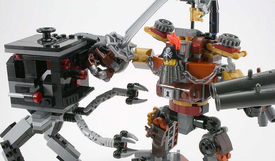 LEGO Movie 70807 MetalBeards Duel
