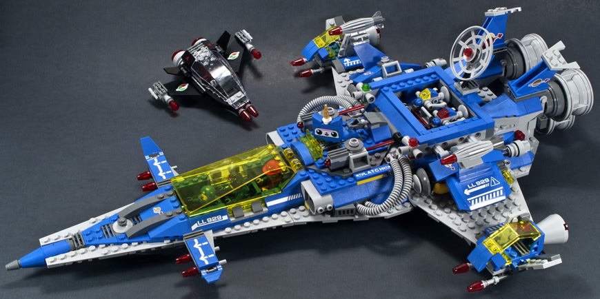 LEGO Movie 70816 Bennys Spaceship, Spaceship, SPACESHIP!