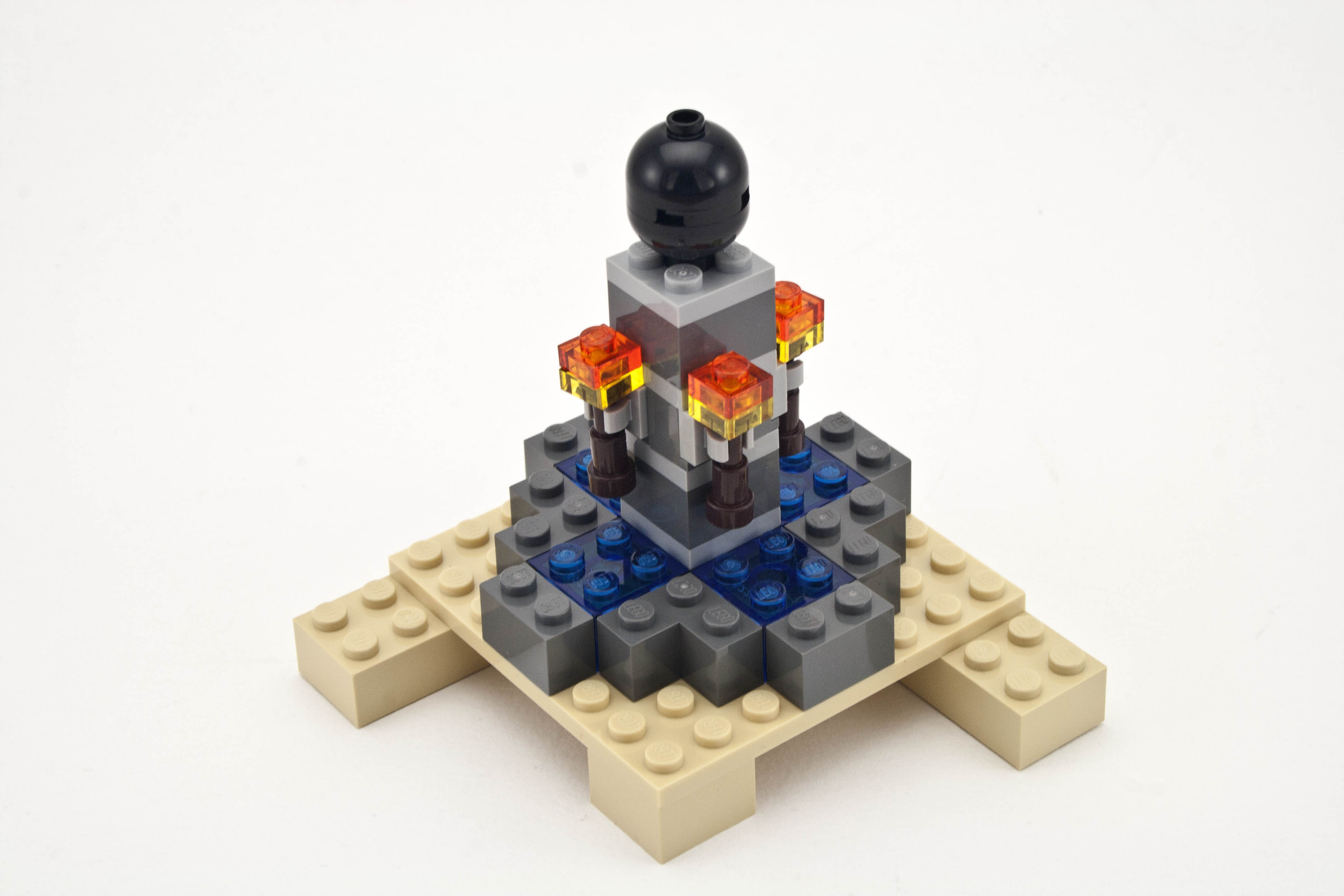 Review 21117 minecraft the ender dragon rebrickable build build sciox Image collections