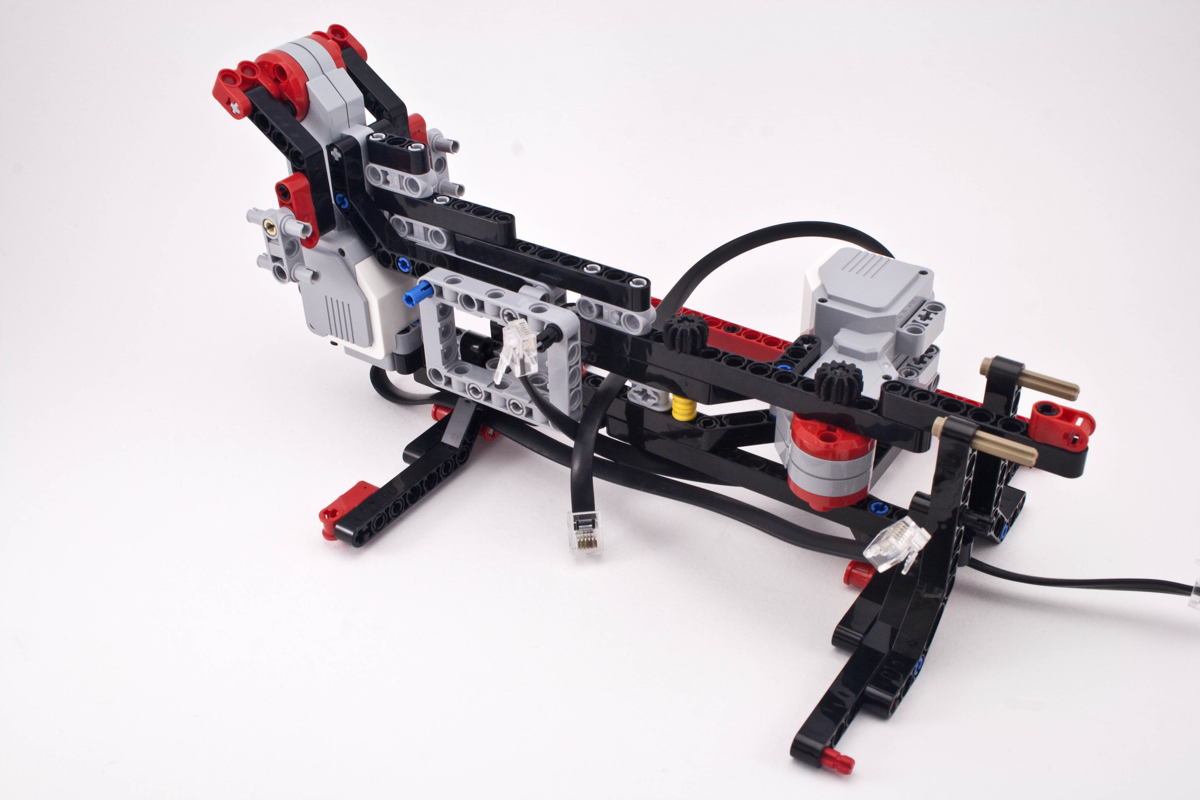 Lego Mindstorms Education Building Instructions