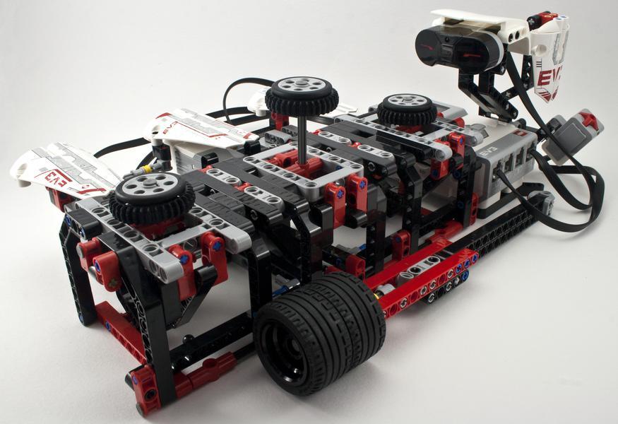 LEGO Mindstorms 31313 Wack3m
