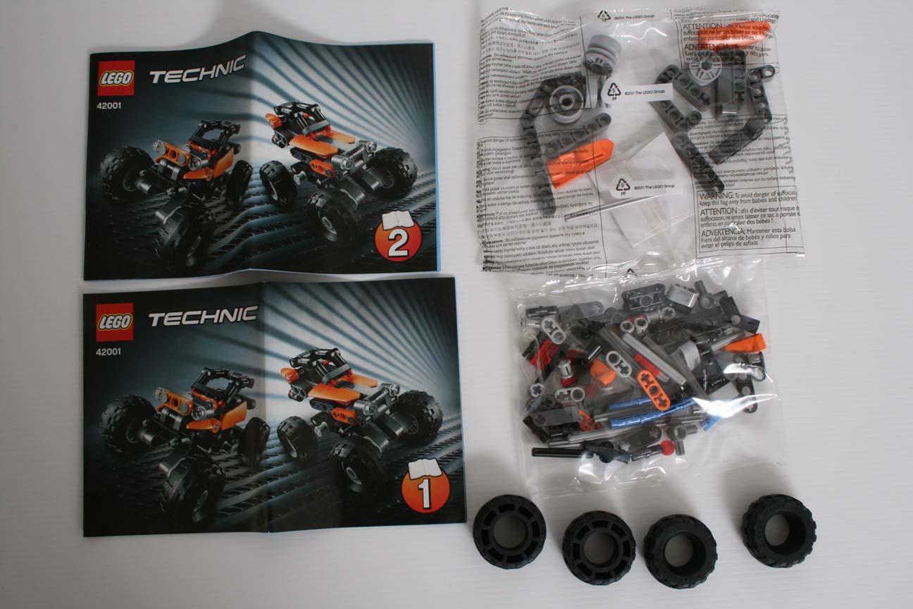 Kids Dune Buggy >> LEGO Review - 42001 Mini Off-Roader | Rebrickable - Build ...