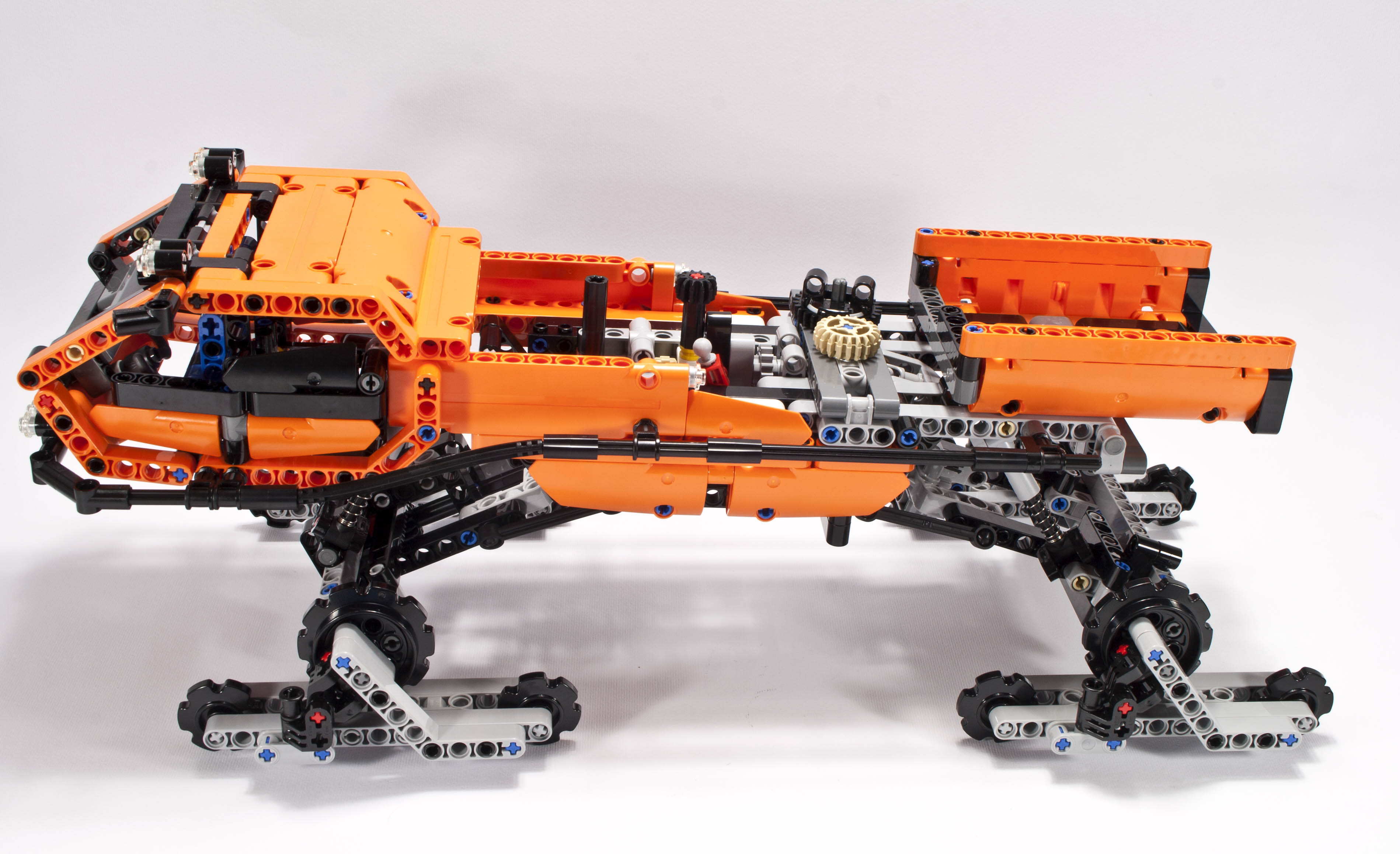 Review 42038 Arctic Truck Rebrickable Build With Lego