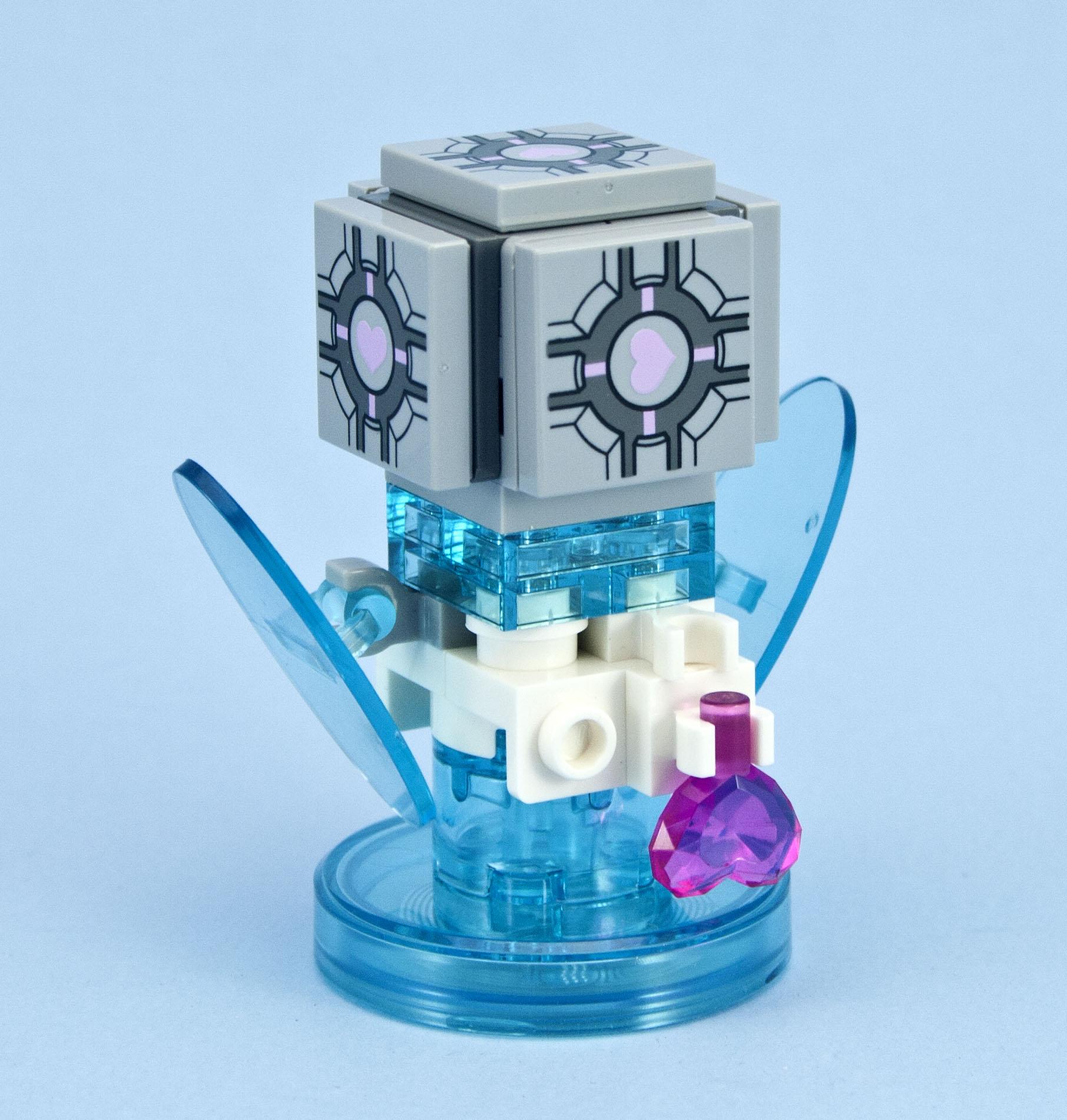 lego dimensions portal 2 instructions