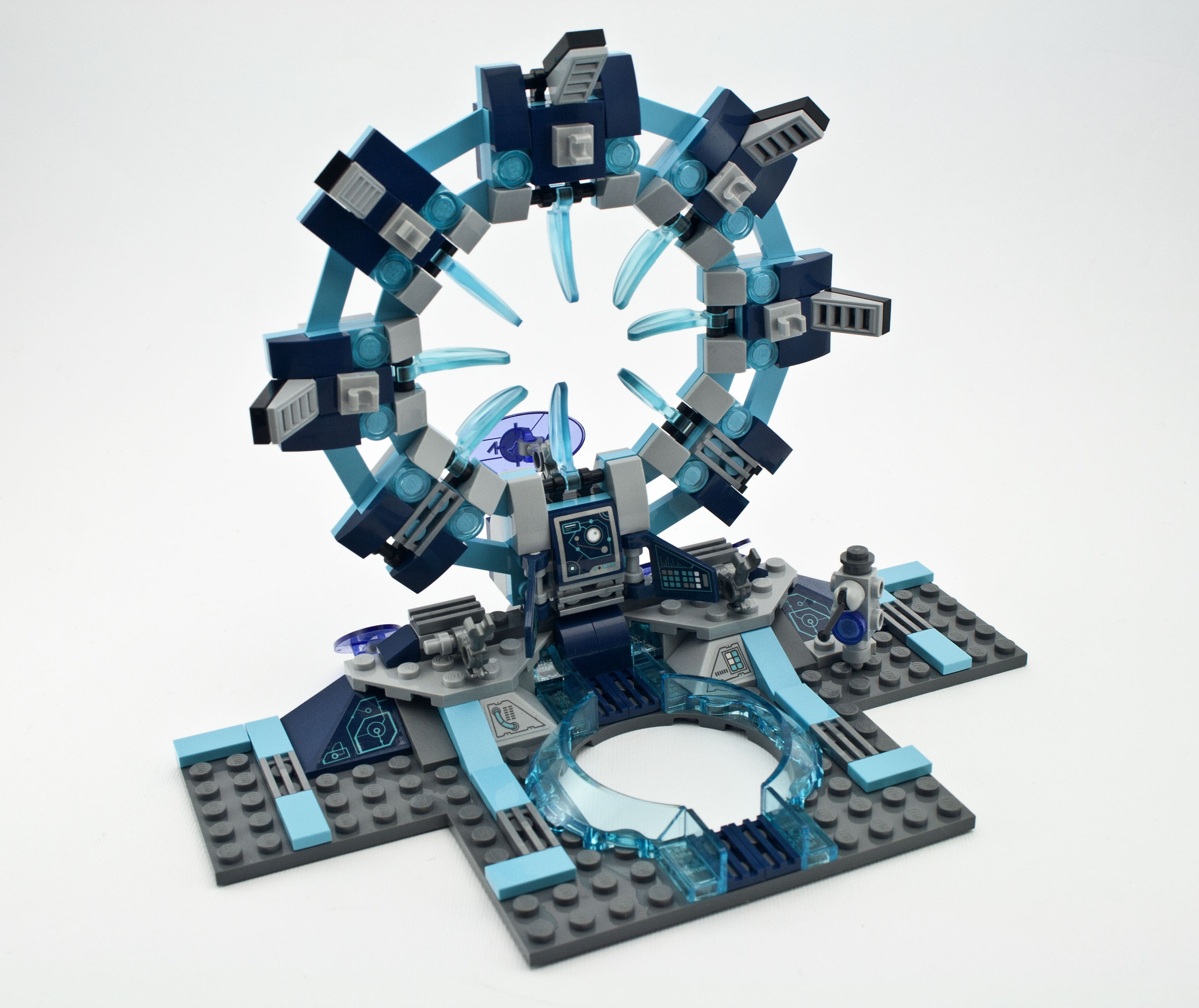 Lego Dimensions Are You Required To Build The Portal