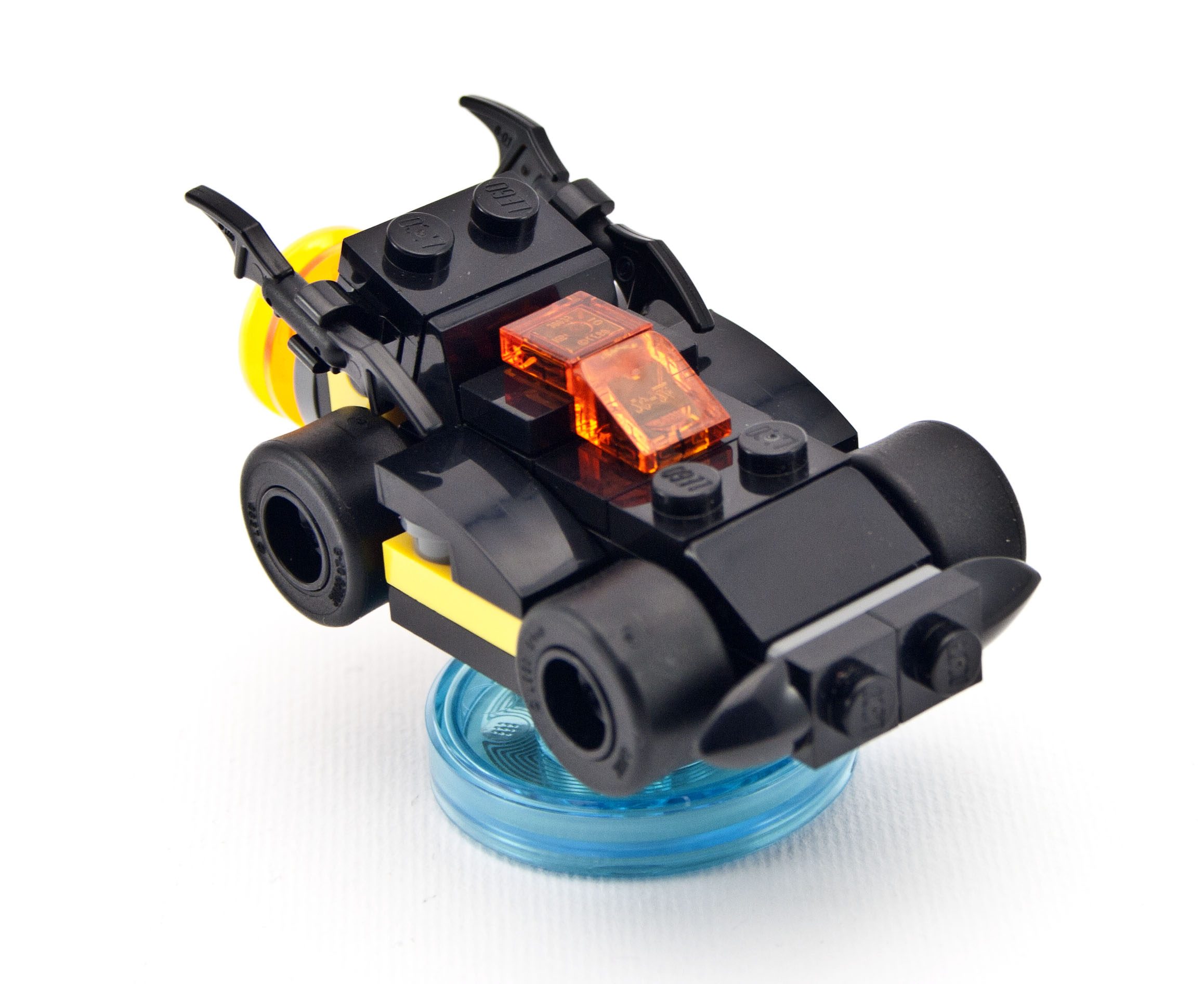 Lego Dimension How To Build Vehicles