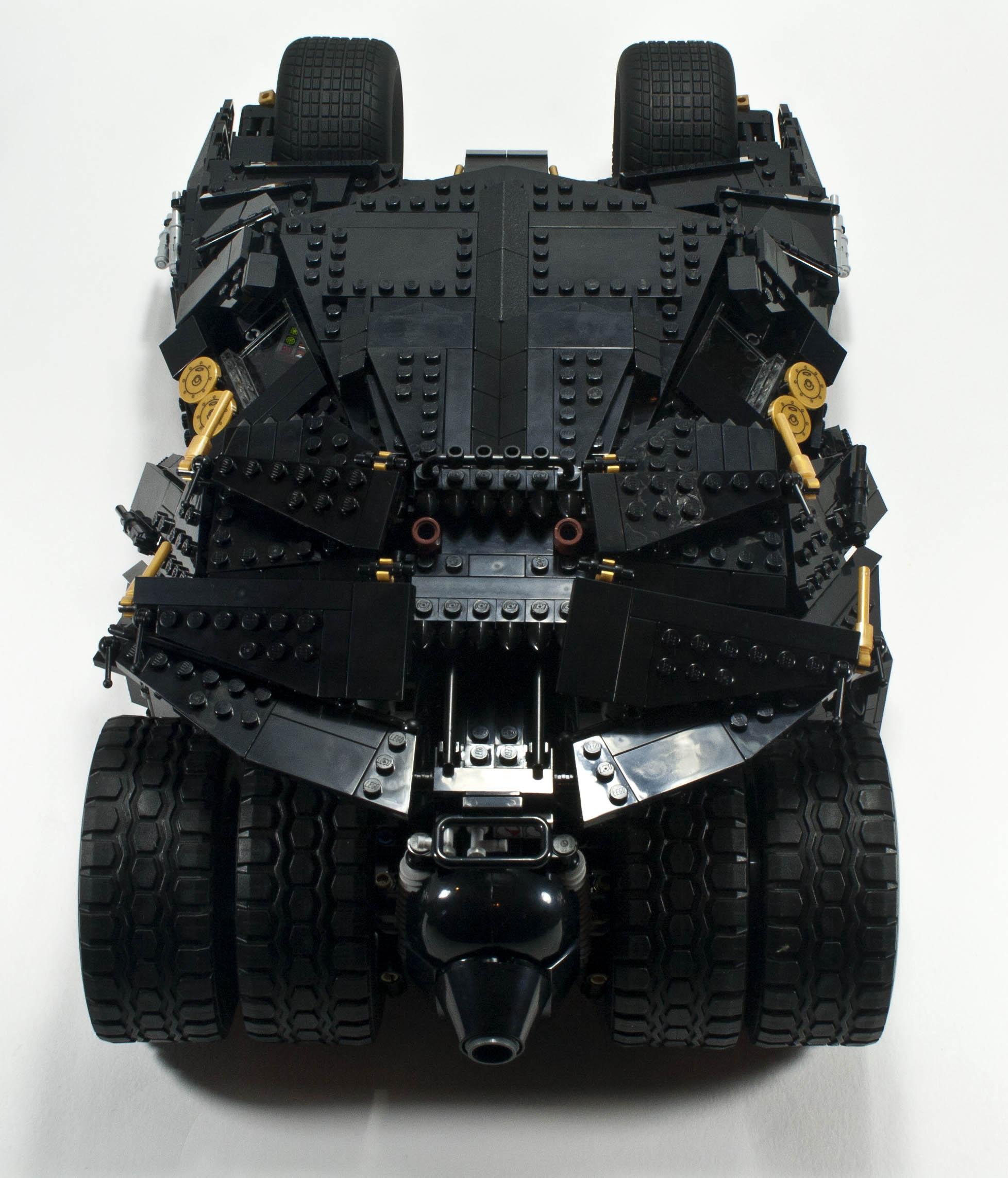 Review - 76023 Batman Tumbler   Rebrickable - Build with LEGO
