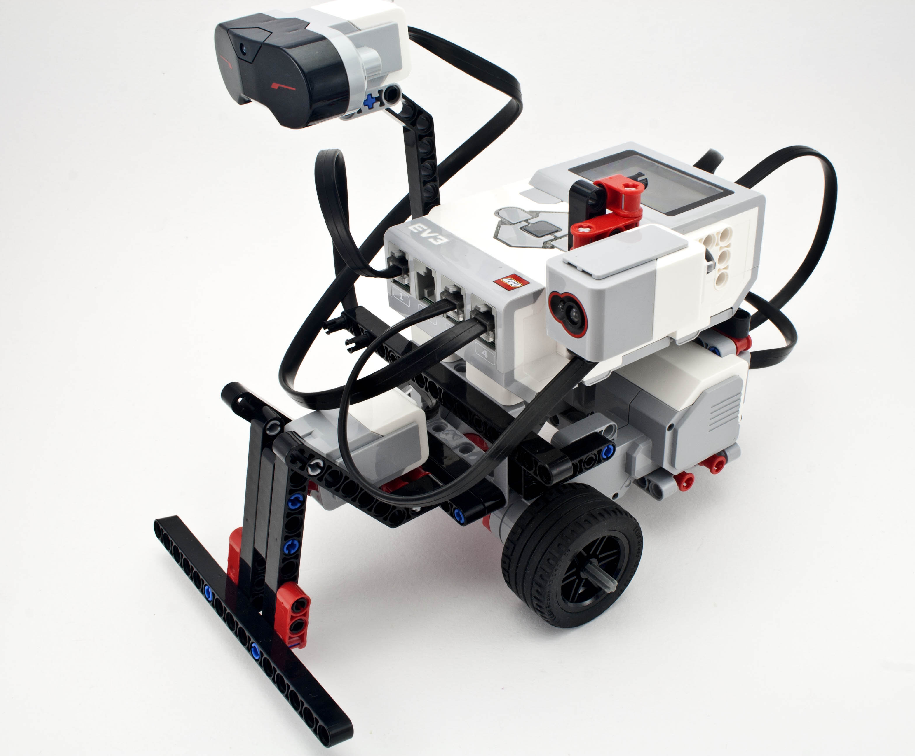 Review The Art Of Lego Mindstorms Ev3 Programming Rebrickable