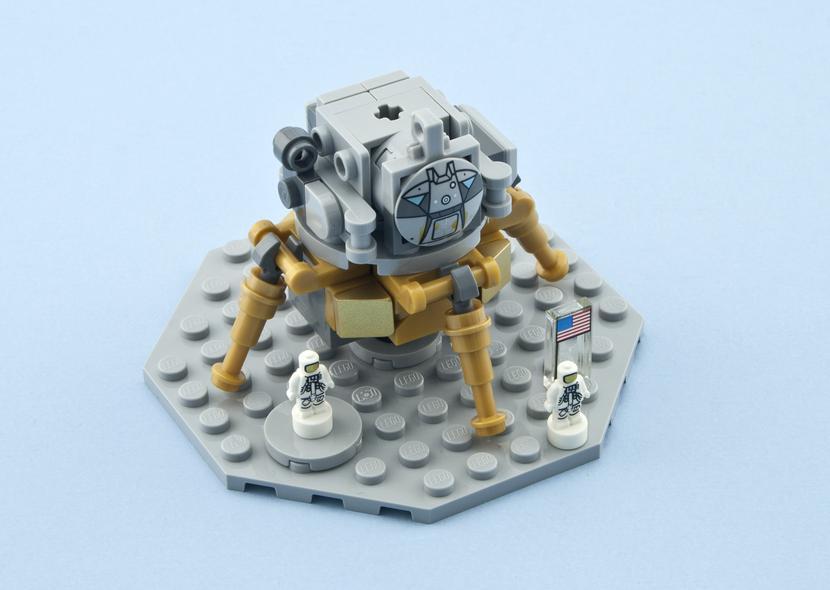 Review Lego 21309 Nasa Apollo Saturn V Rebrickable Build With Lego
