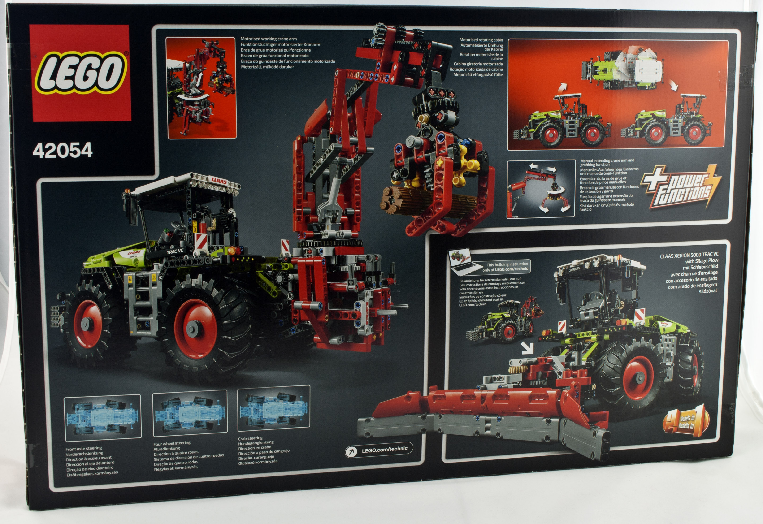 Review - LEGO 42054 Cl...