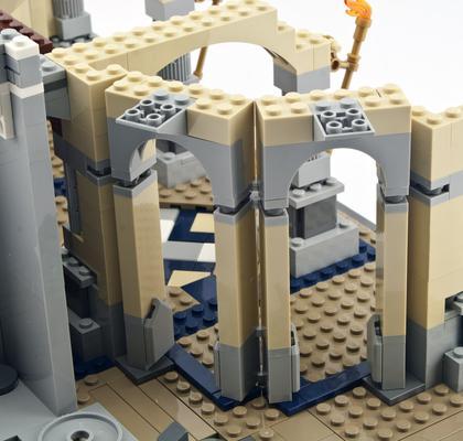 Review Lego 71040 The Disney Castle Rebrickable Build With Lego
