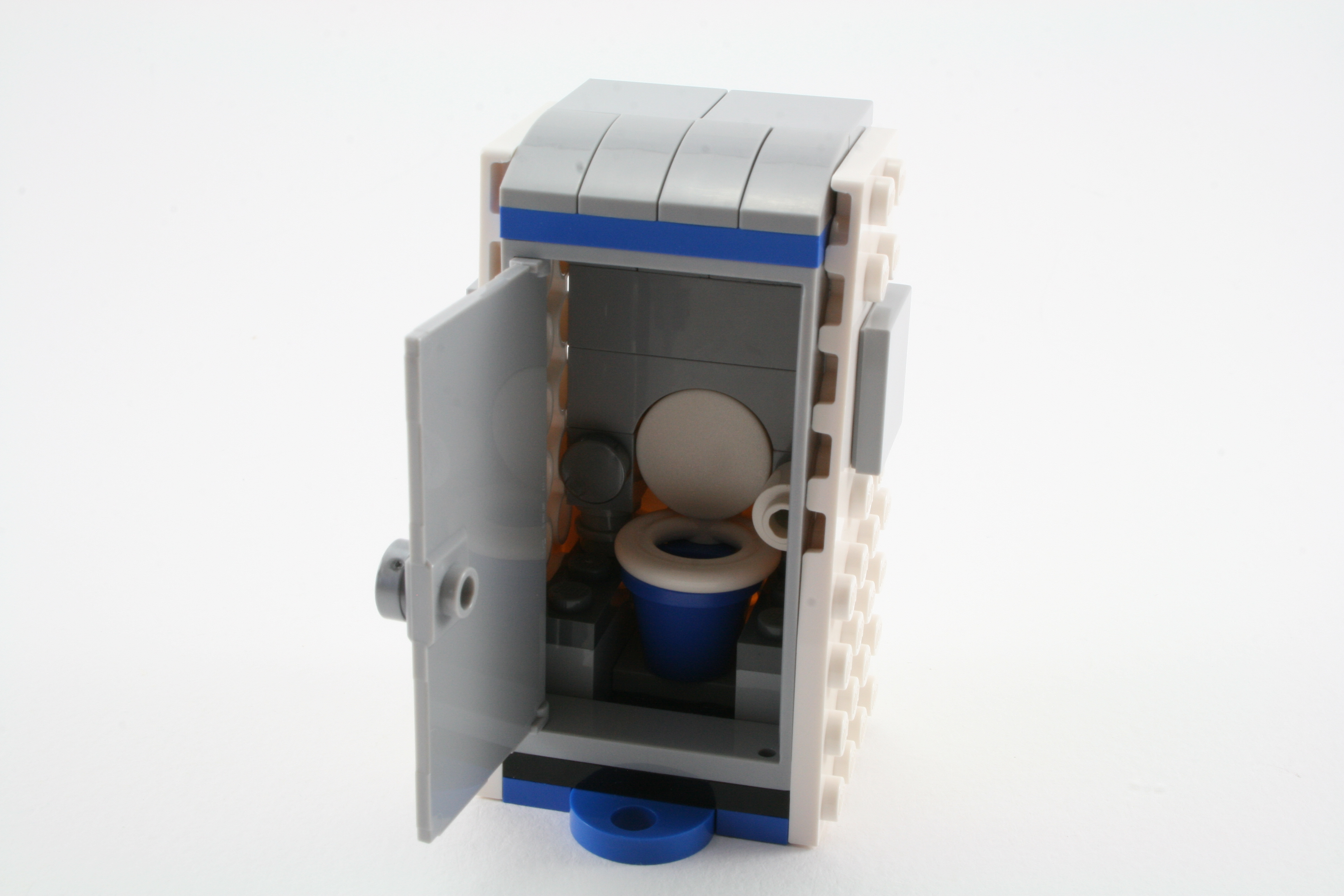 how to make a portable toilet