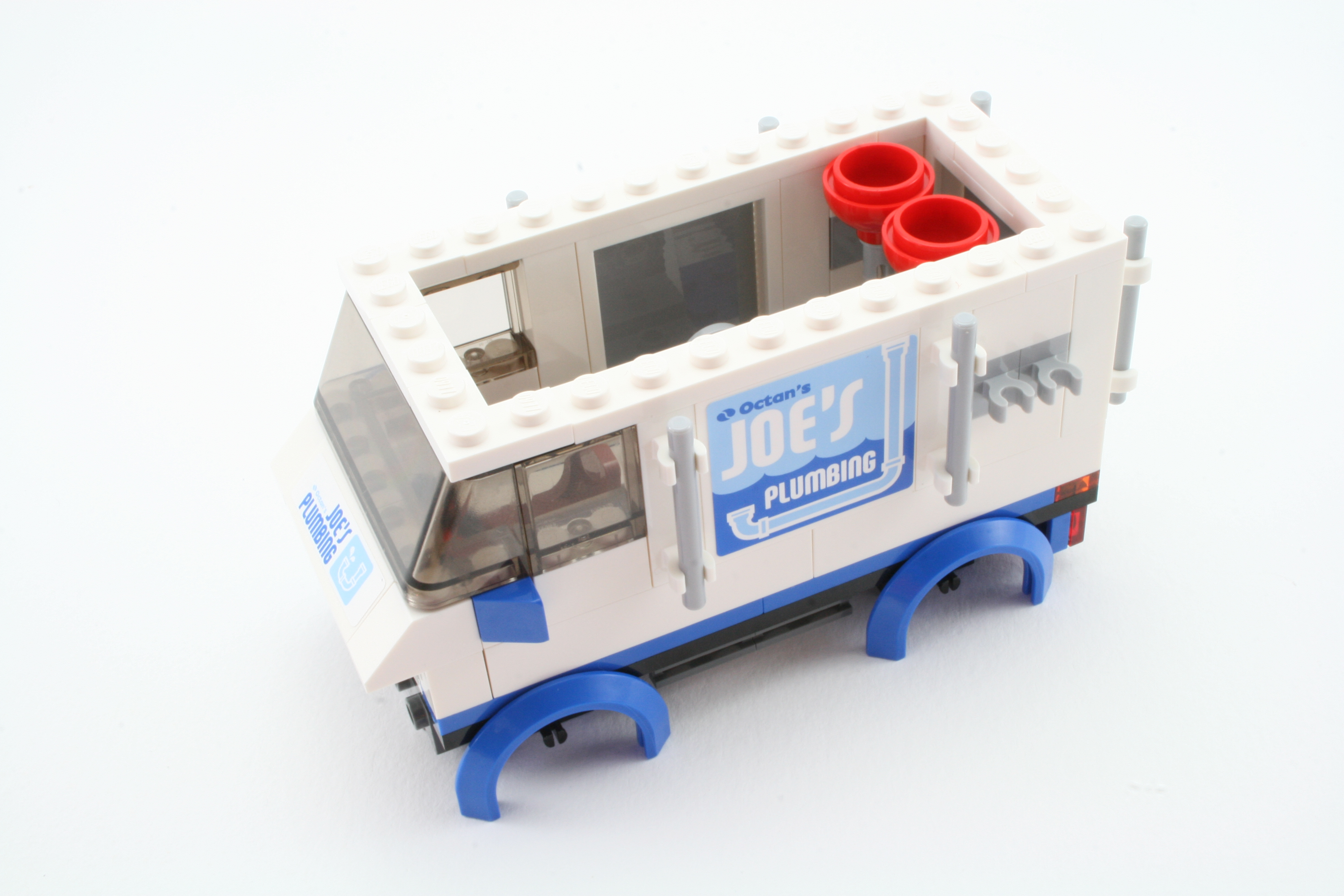 Review 70811 The Flying Flusher Rebrickable Build With Lego