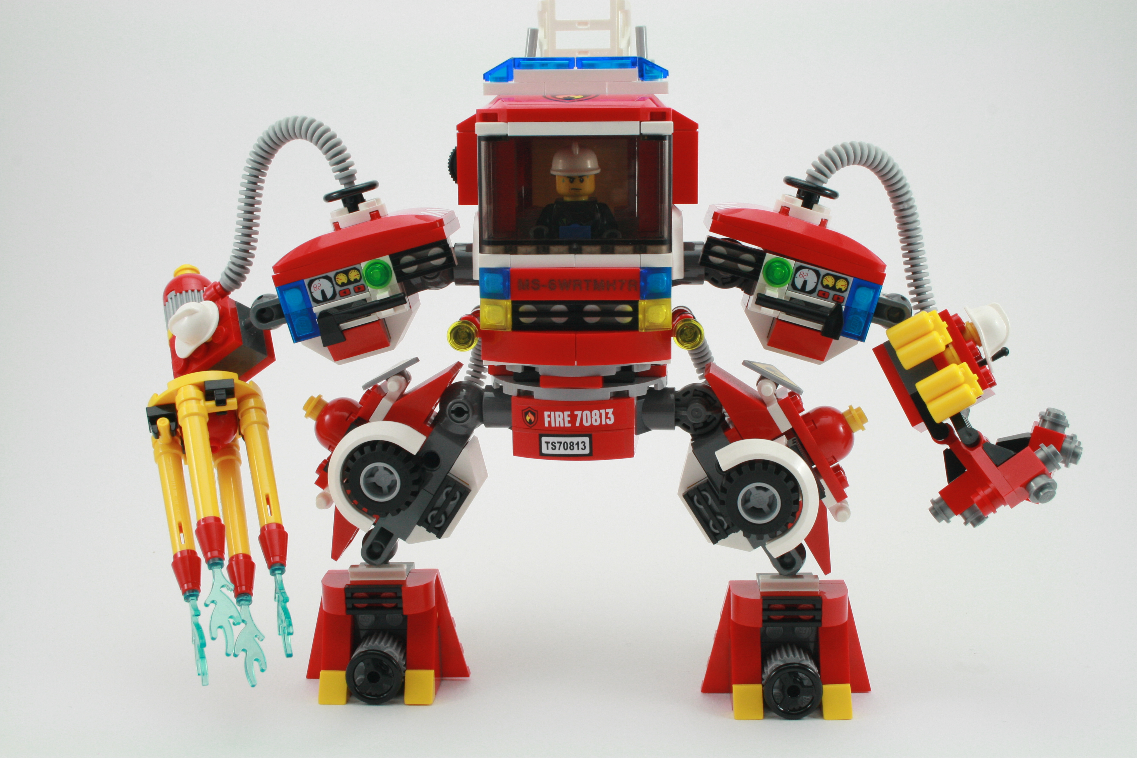 Review 70813 Rescue Reinforcements Rebrickable Build With Lego