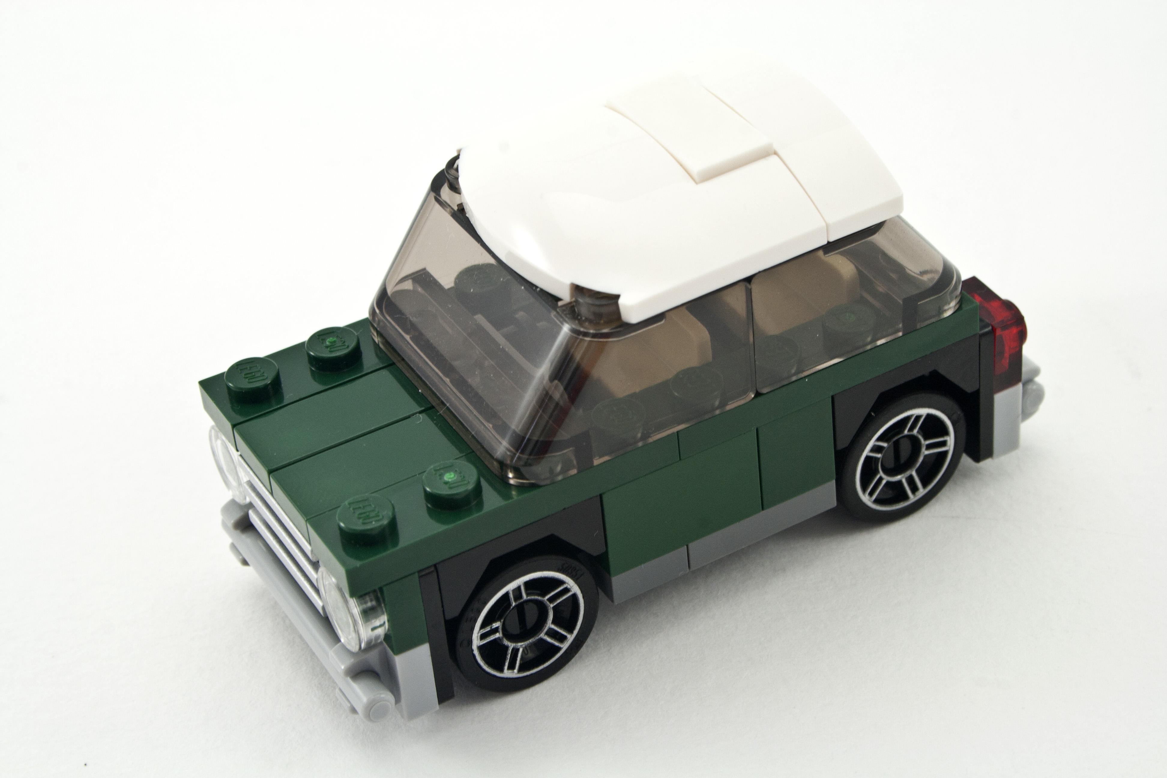 review 40109 mini mini cooper rebrickable build with. Black Bedroom Furniture Sets. Home Design Ideas