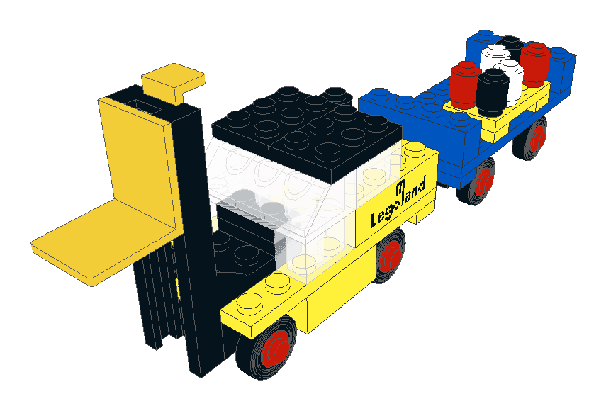 KEY TOPIC] Official Lego sets made in LDraw - Page 78 - LEGO