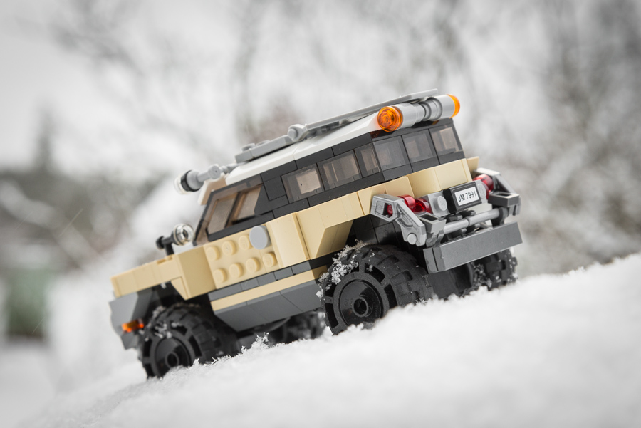 [MOC] Winter off-road vehicles - Special LEGO Themes ...