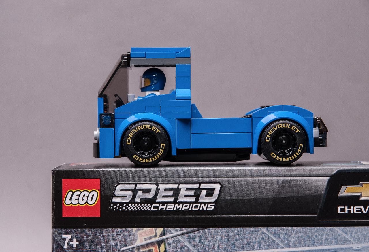 lego moc 21224 75891 nascar truck speed champions 2019. Black Bedroom Furniture Sets. Home Design Ideas