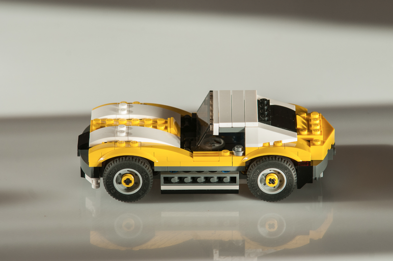LEGO MOC-22076 31046 Angry Shark (Creator > Creator 3-in-1 2017