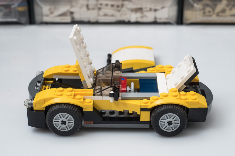 LEGO MOC-22120 31046 Muscle Car (Creator > Creator 3-in-1 2017