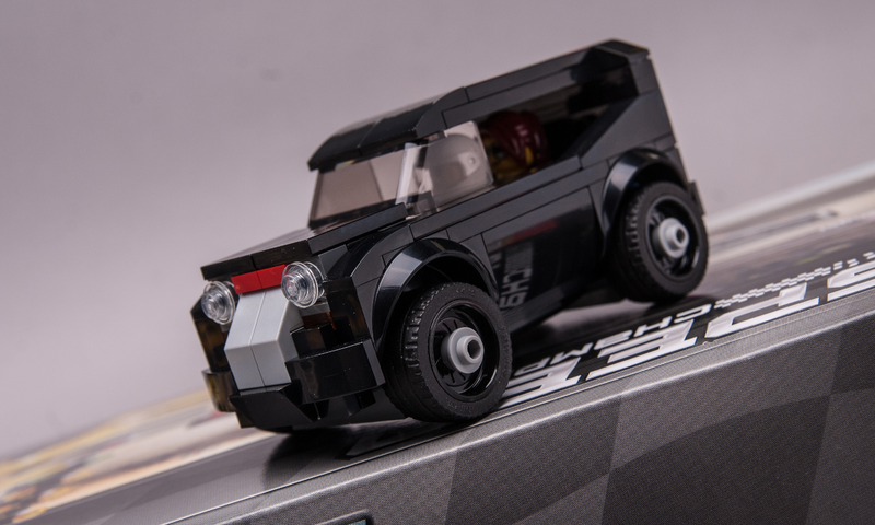 LEGO MOC-22674 75893 Off Road Adventures (Speed Champions