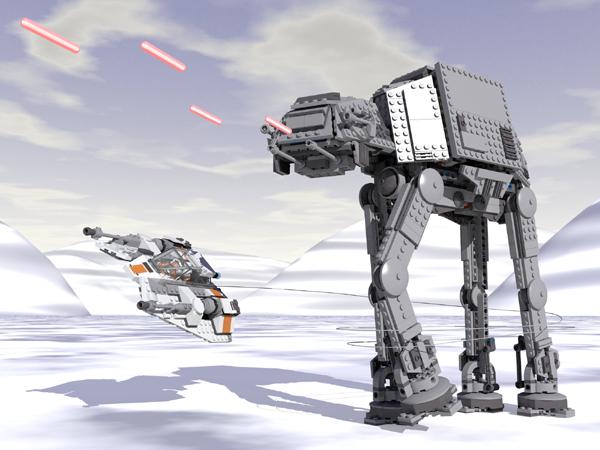 [Image: Snowspeeder_vs_AT-AT_600x450_2.jpg]