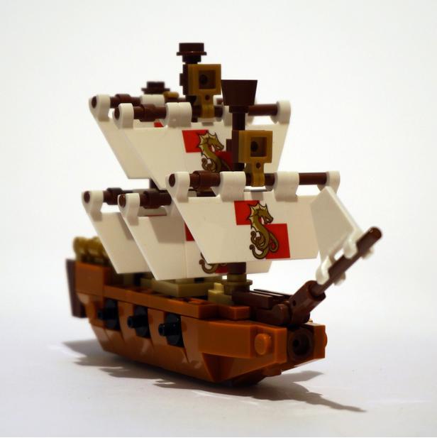 Lego Moc 12949 21313 Alternate Ship Build Lego Ideas And Cuusoo