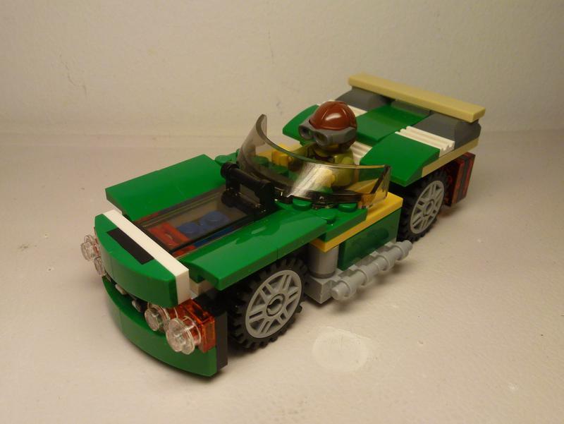 LEGO Speedster 2 MOC