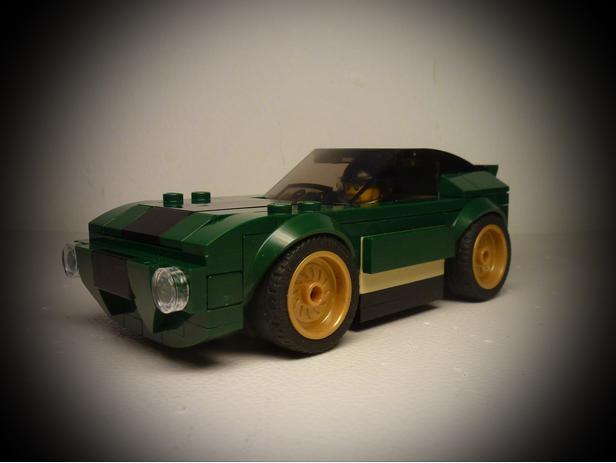 LEGO MOC-13240 75884 Hatchback (Speed Champions 2018) | Rebrickable - Build  with LEGO