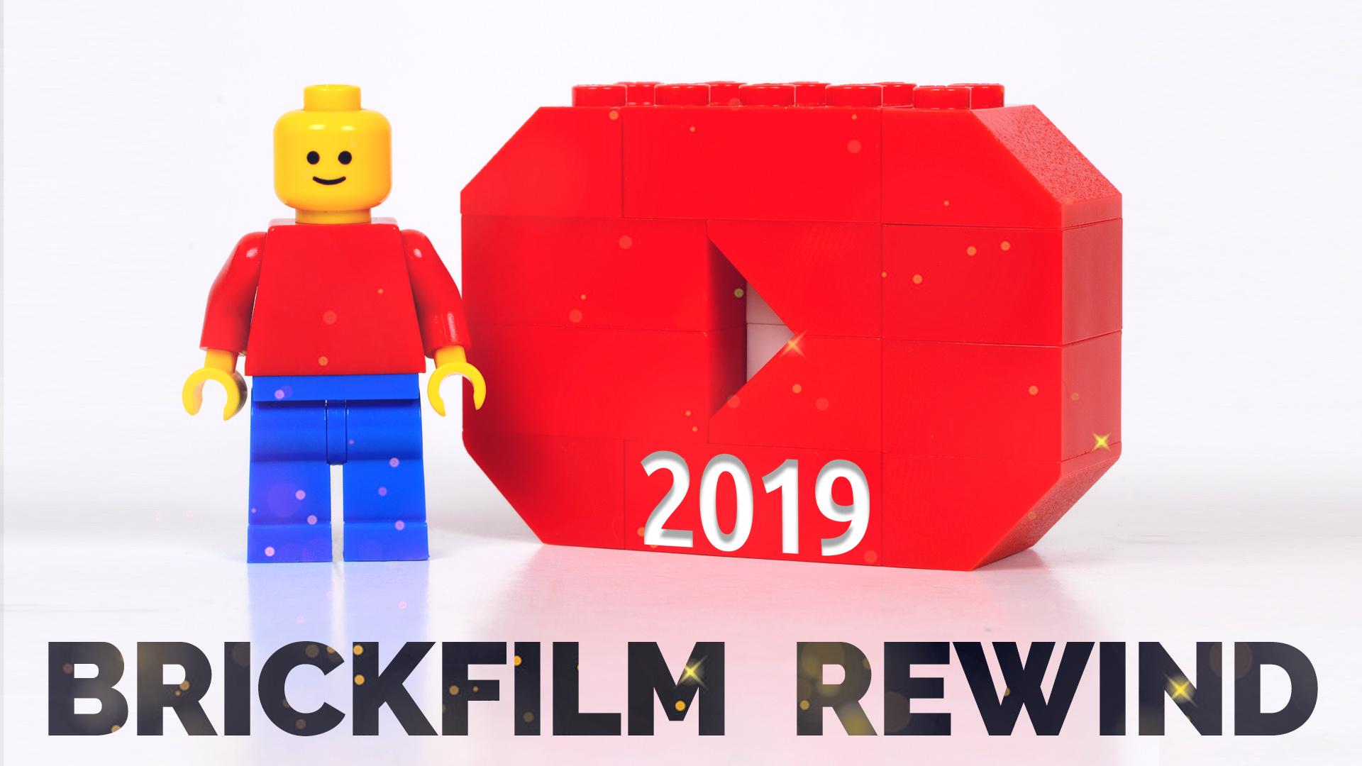 Brickfilm Rewind Logo