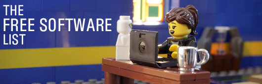 http://bricksafe.com/files/rioforce/bricksinmotion/FreeSoftwareList.jpg